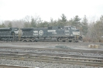 NS 9250, (Operation Lifesaver), East on NS